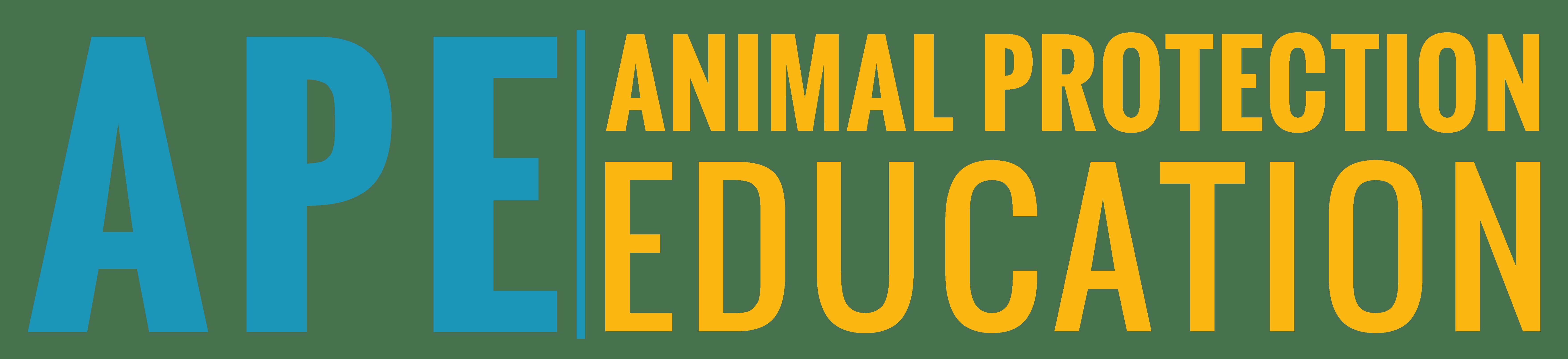 Animal Protection Education